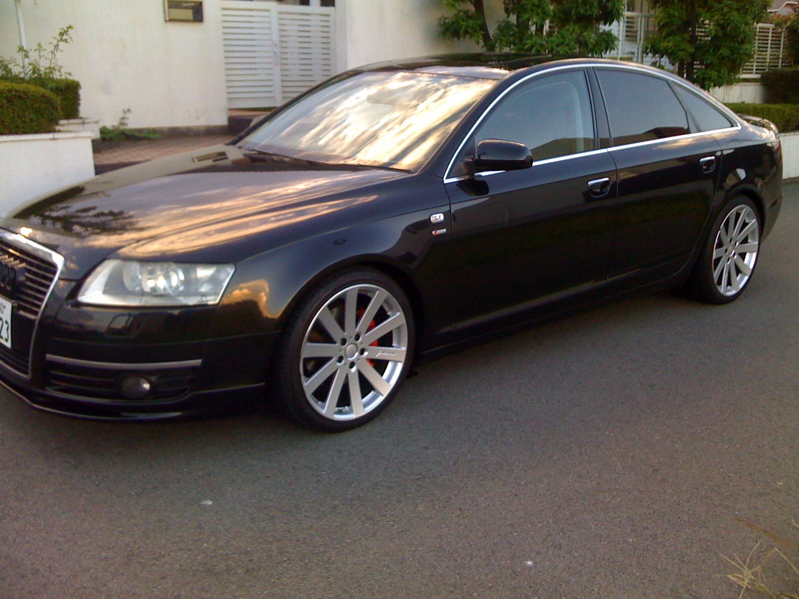bbjapan 2006 audi a63 2 quattro sedan 4d specs photos modification info at cardomain. Black Bedroom Furniture Sets. Home Design Ideas