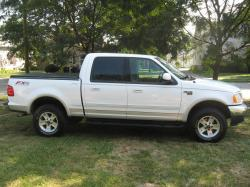 lnc96Cobras 2003 Ford F150 SuperCrew Cab