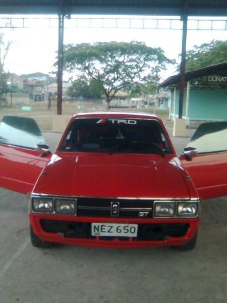 Juliusgarbo 1977 Toyota Corona Specs  Photos  Modification