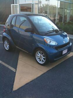 Dirty3rdComish 2009 smart fortwo