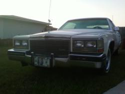 whitewood84s 1984 Cadillac Fleetwood