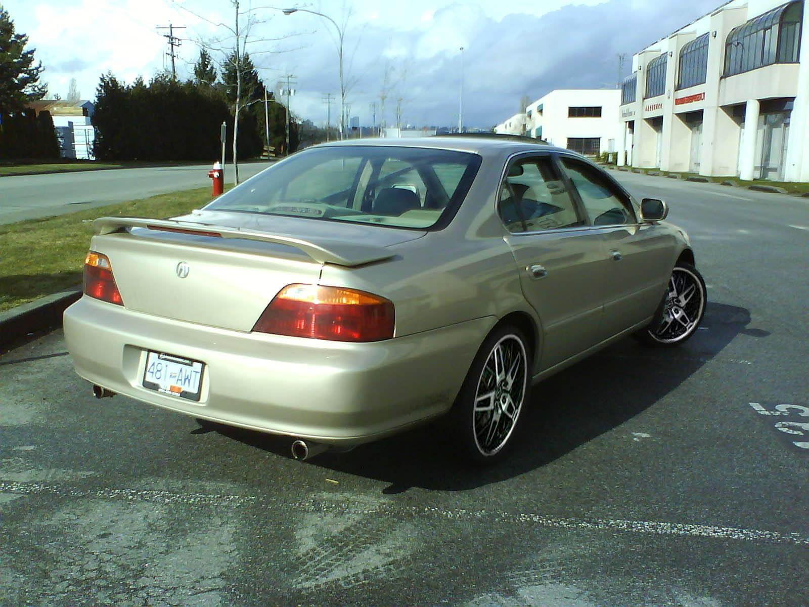 2001 Acura Tl 3 2 >> Farhaazk 2001 Acura Tl3 2 Sedan 4d Specs Photos Modification Info