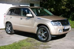 No-fears 2006 Suzuki Grand Vitara