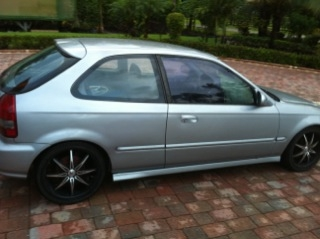 crja360 1997 Honda Civic 14727993