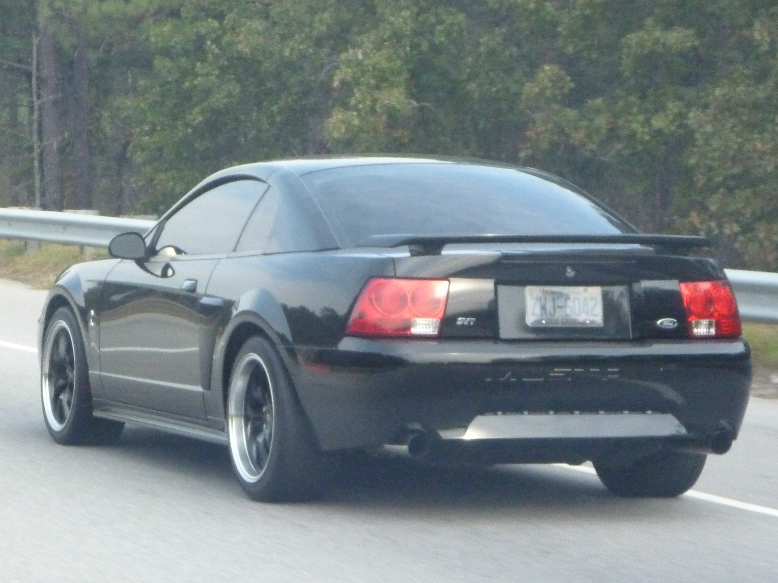 Sxy sgt 2003 ford mustang 38797774040 original