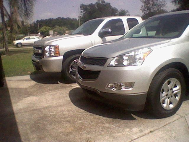 Another mikeysc 2010 Chevrolet Traverse post... - 14725423