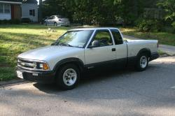 Ordie8271 1996 Chevrolet S10 Extended Cab