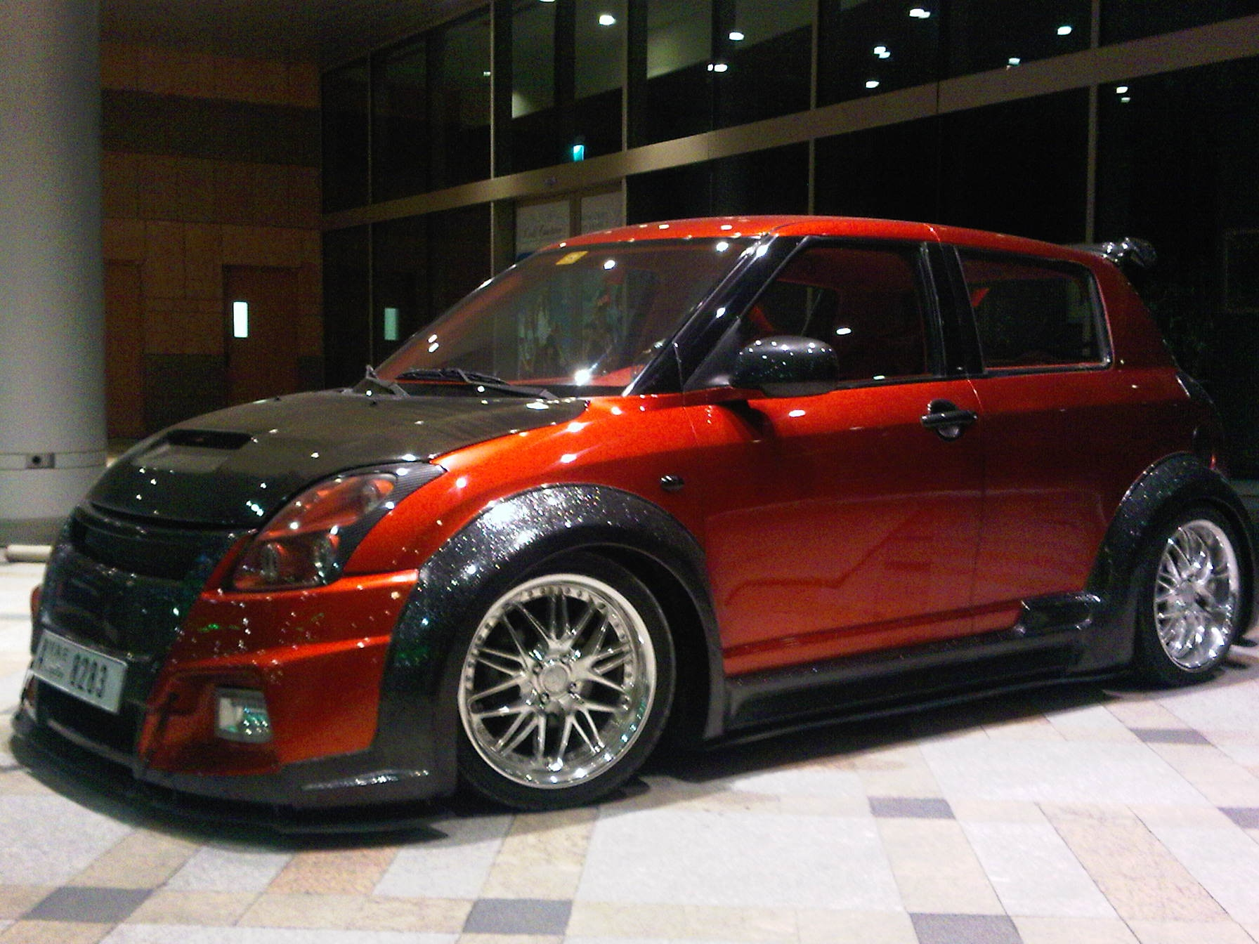 swift4ever 2006 suzuki swift specs photos modification info at cardomain. Black Bedroom Furniture Sets. Home Design Ideas