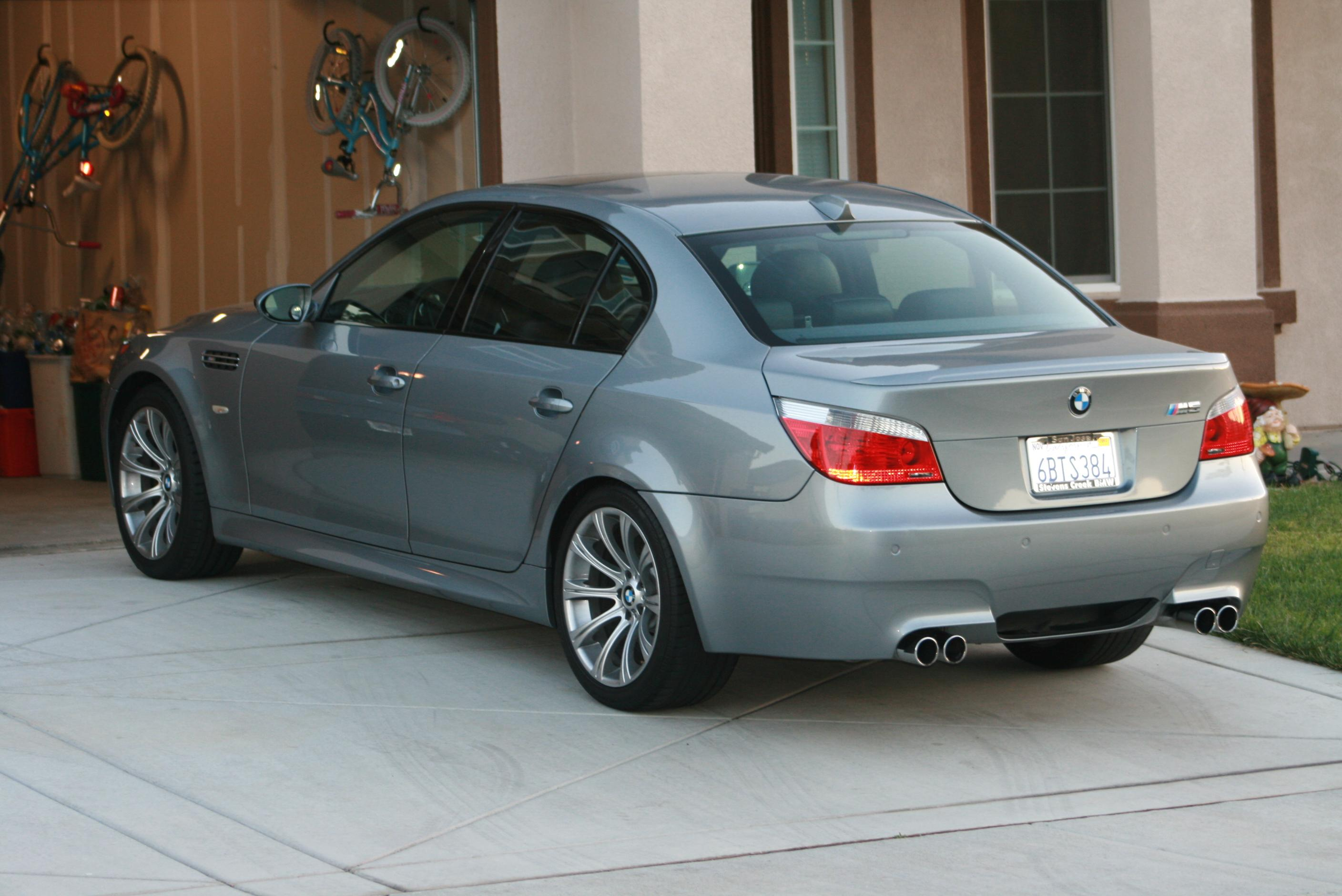 Another spedfeld 2006 BMW M5 post... - 14729574