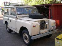 FenrisSprite's 1963 Land Rover Defender 90