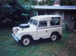 FenrisSprites 1963 Land Rover Defender 90
