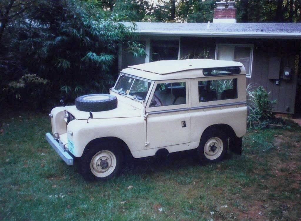 FenrisSprite 1963 Land Rover Defender 90 14729879