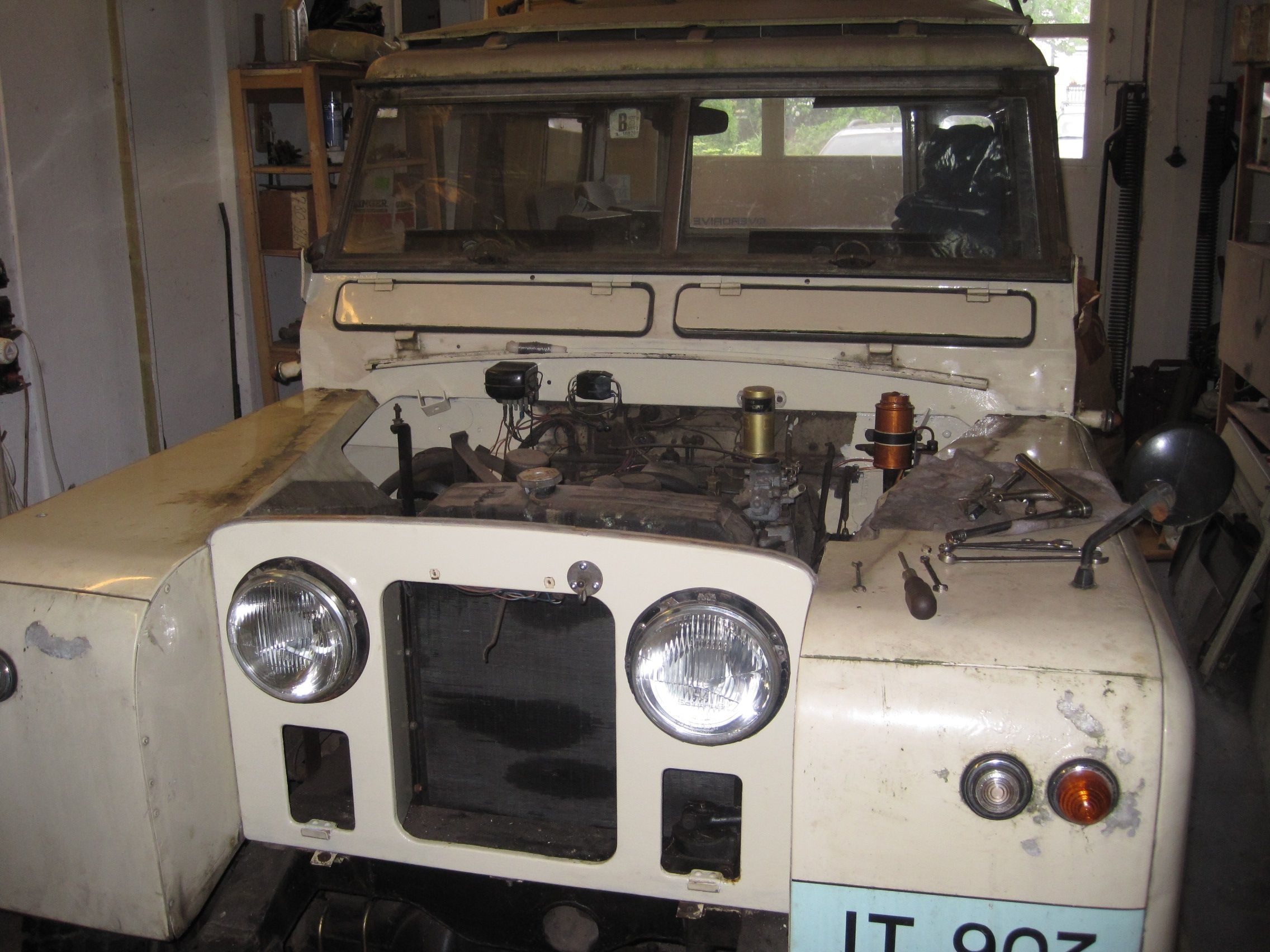 FenrisSprite 1963 Land Rover Defender 90 14729896