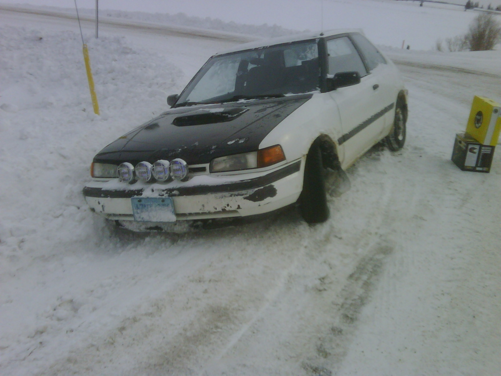 Another timmy_robi 1994 Mazda 323 post... - 14730009