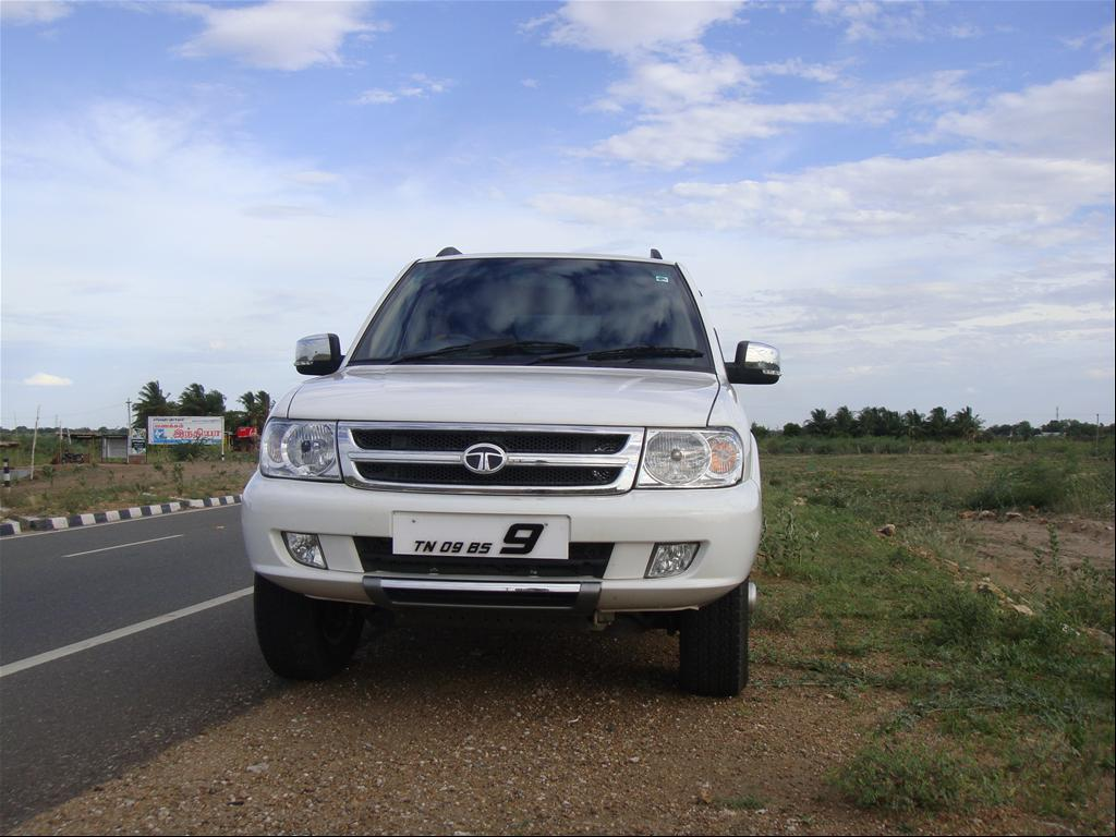 Tata Safari 2010 - Team-BHP