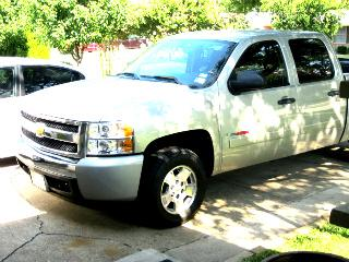 Another FuentesJr 2008 Chevrolet Silverado 1500 Crew Cab post... - 14730096