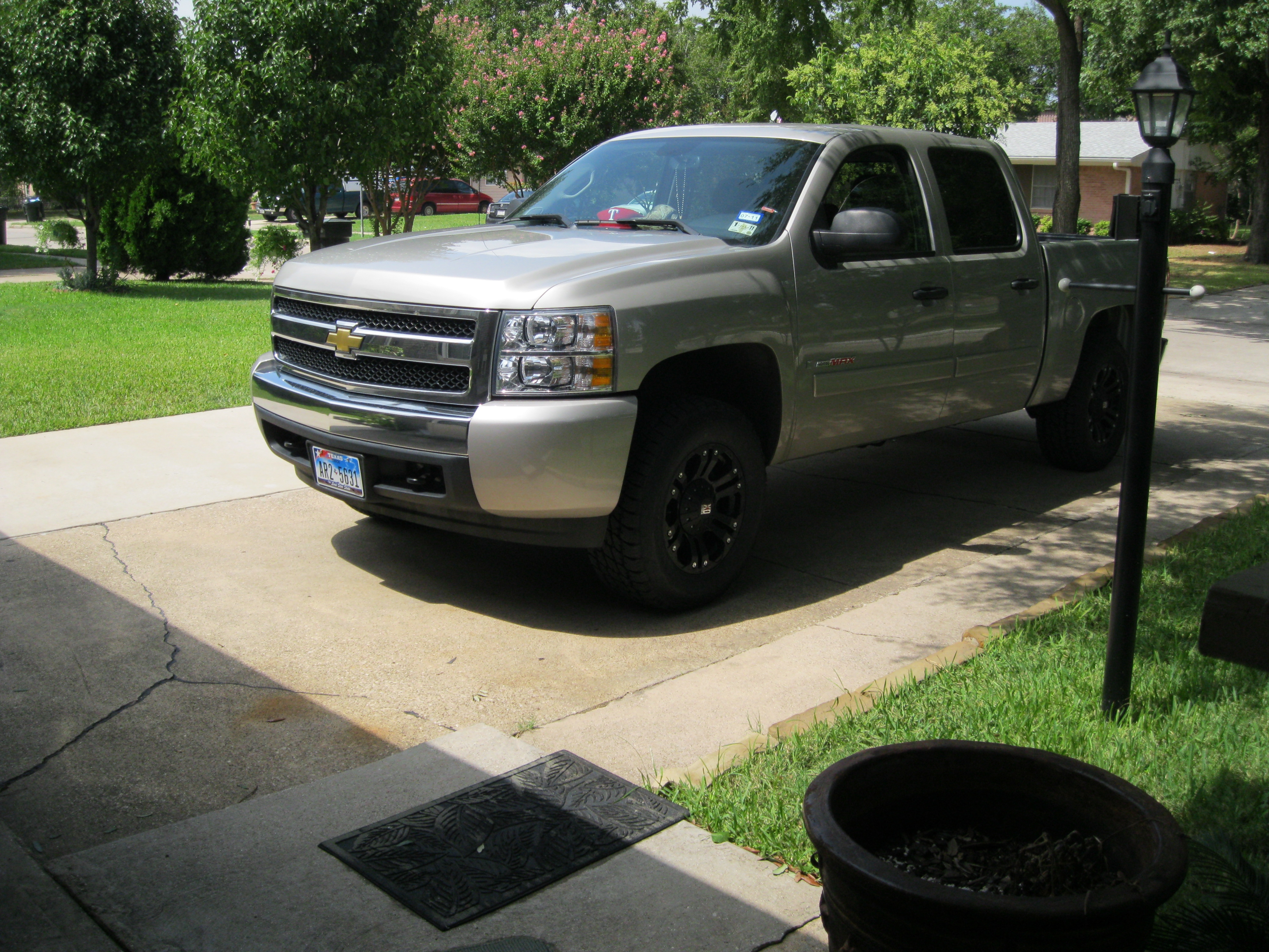 Another FuentesJr 2008 Chevrolet Silverado 1500 Crew Cab post... - 14730097