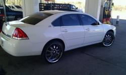 DHarris3s 2007 Chevrolet Impala