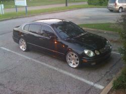 airmaxplzs 2004 Lexus GS