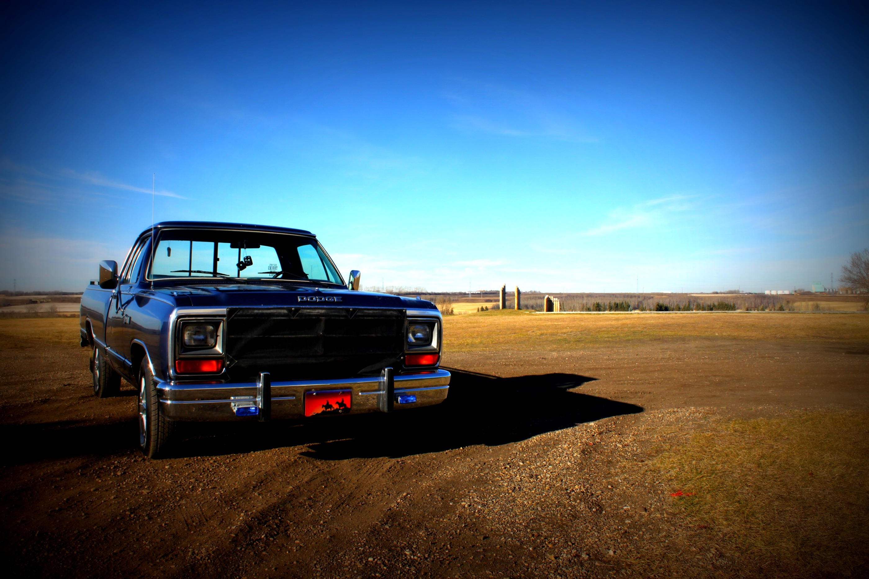 thesmallestfry 1986 Dodge D150 Regular Cab 6612540