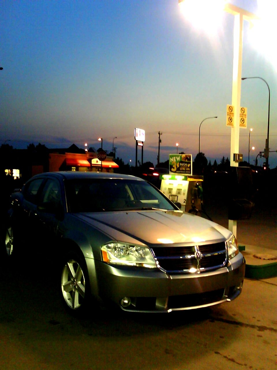 Another thesmallestfry 2008 Dodge Avenger post... - 7530269