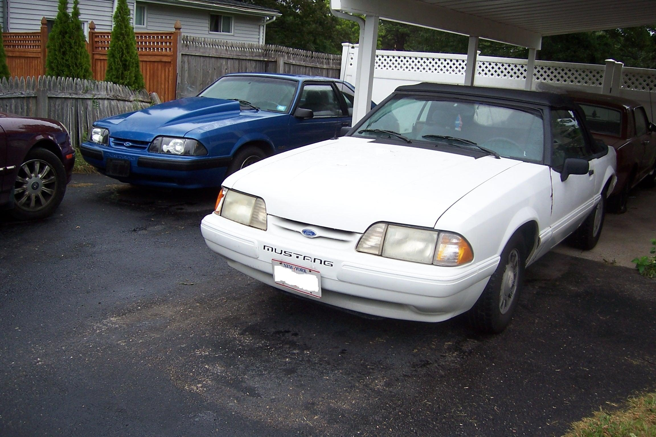 Another Brace08 1992 Ford Mustang post... - 14732837