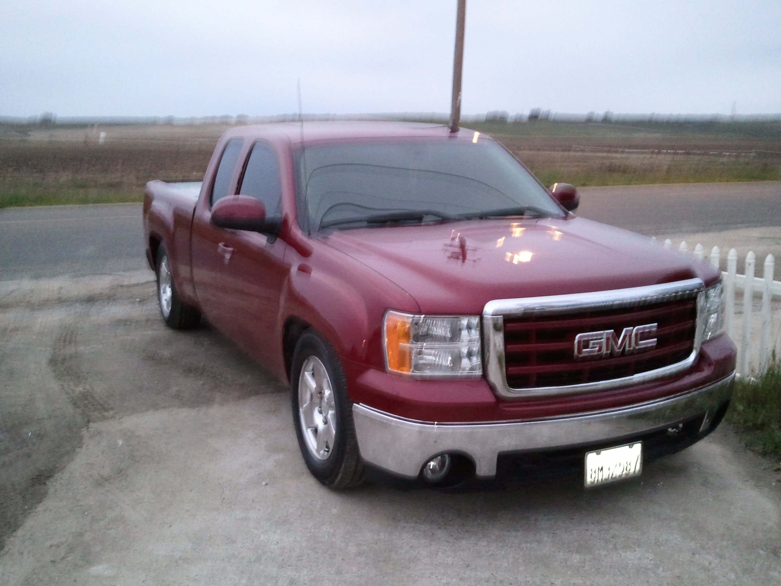 831rick 2008 GMC Sierra 1500 Extended Cab