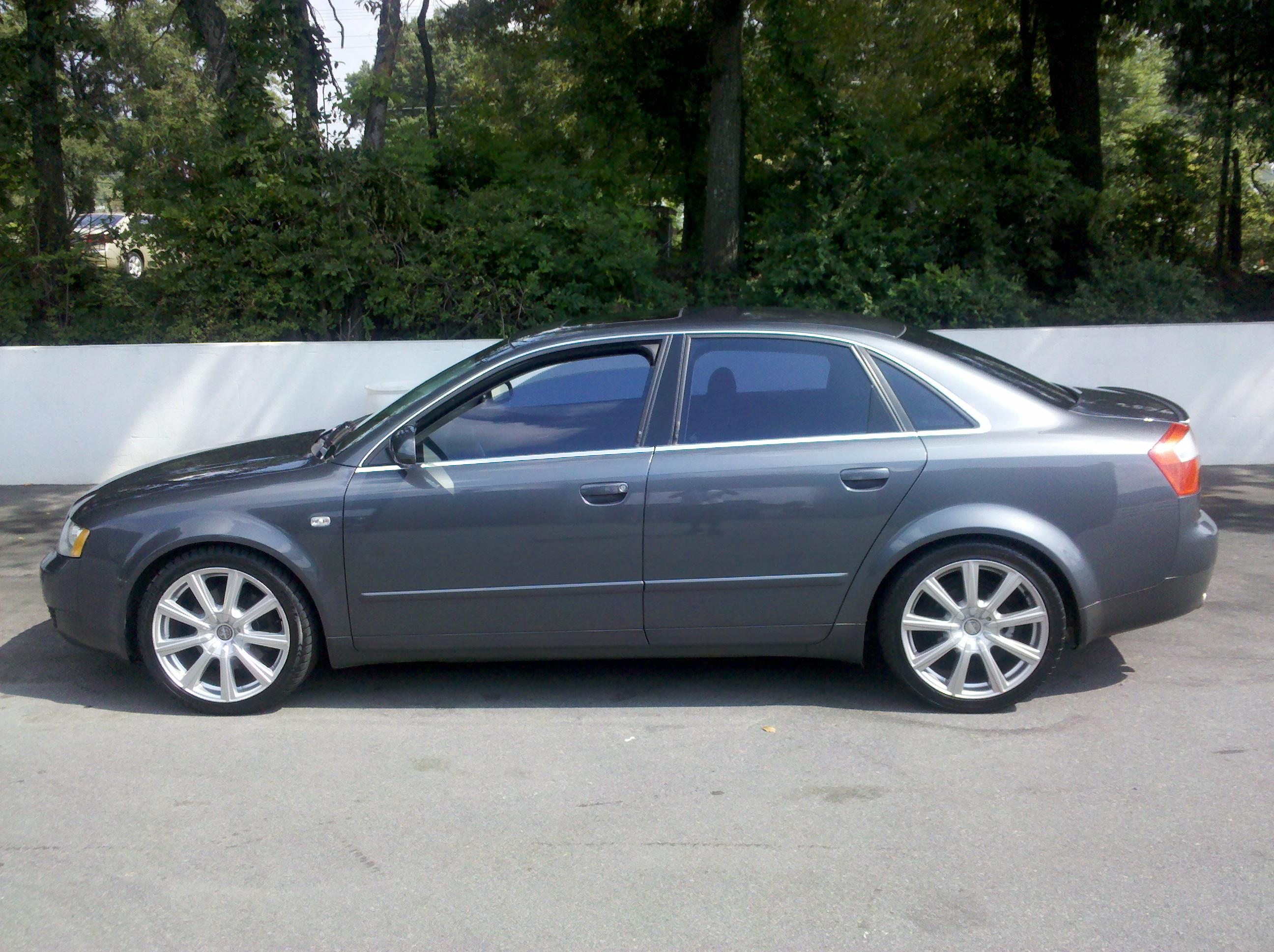 Keyz02a4 2002 Audi A4sedan 4d Specs Photos Modification
