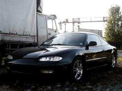 maninthestreets 1992 Mazda MX-6