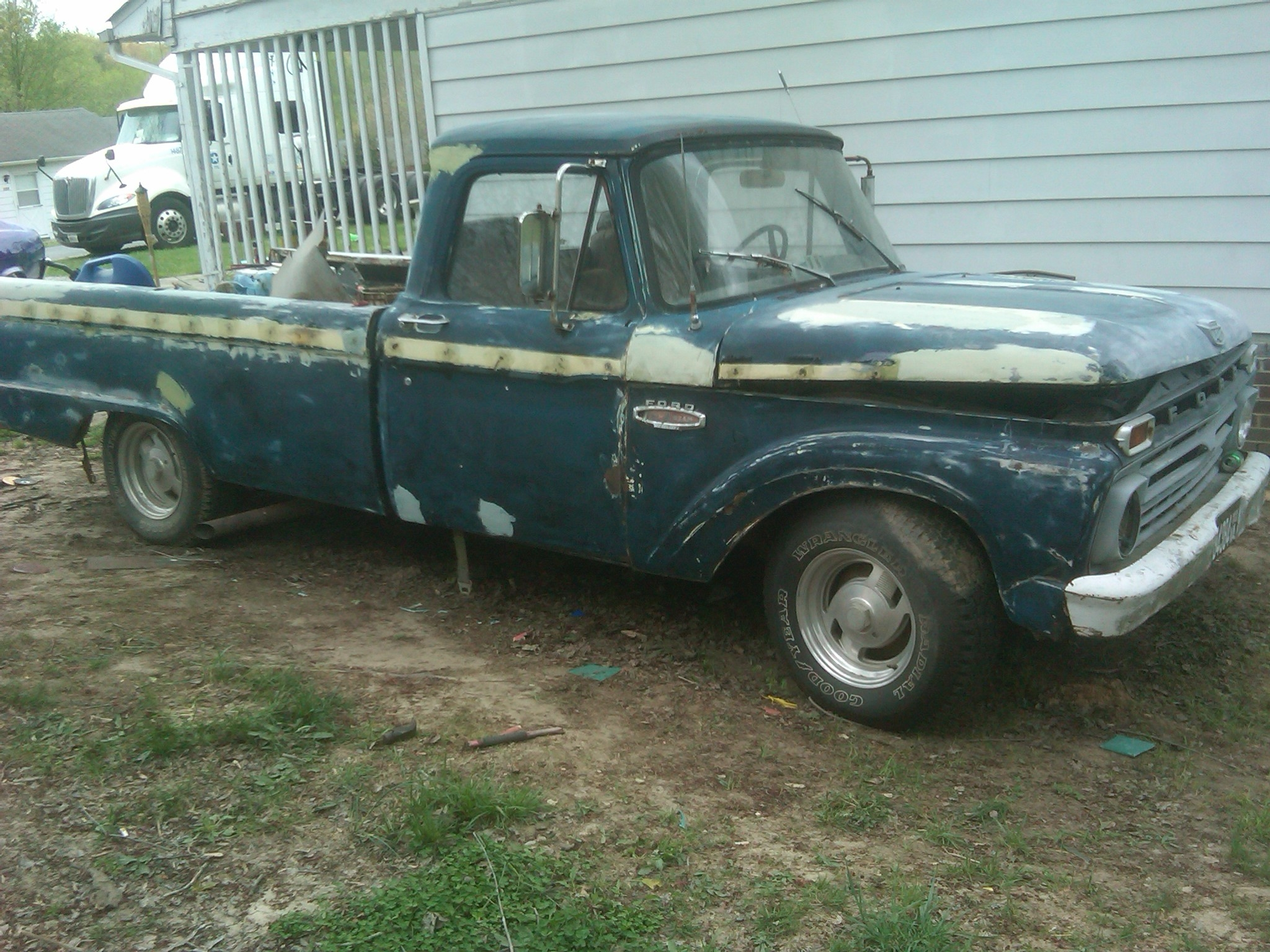 Another richgain32 1965 Ford F-1 post... - 14734445