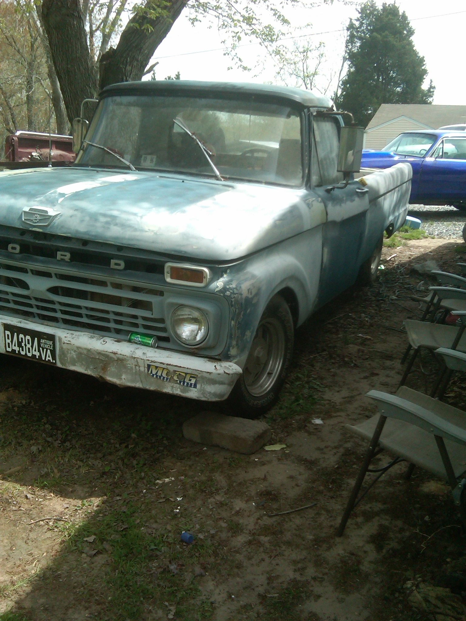 Another richgain32 1965 Ford F-1 post... - 14734446