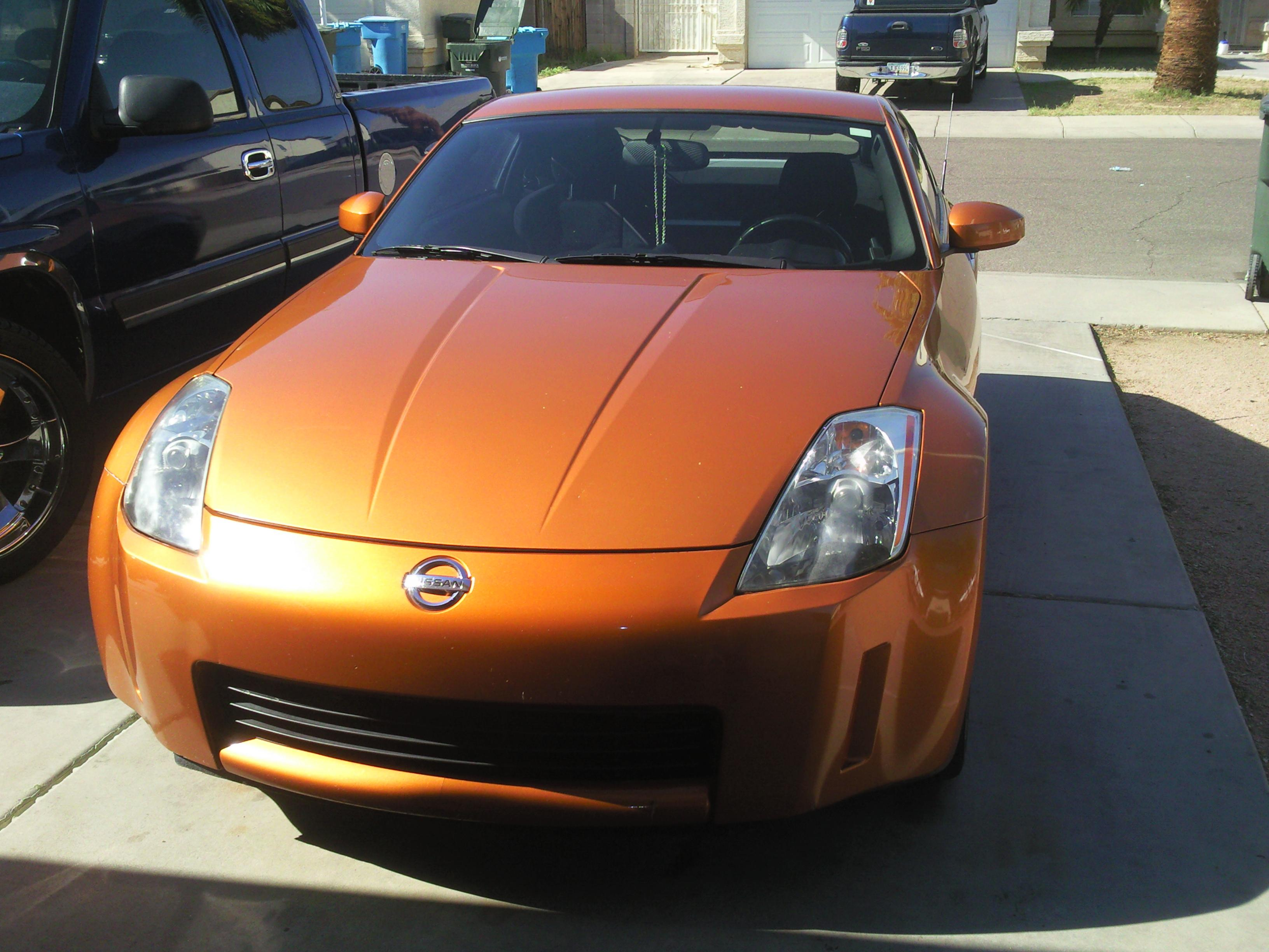 Another sinbandera 2004 Nissan 350Z post... - 14734455