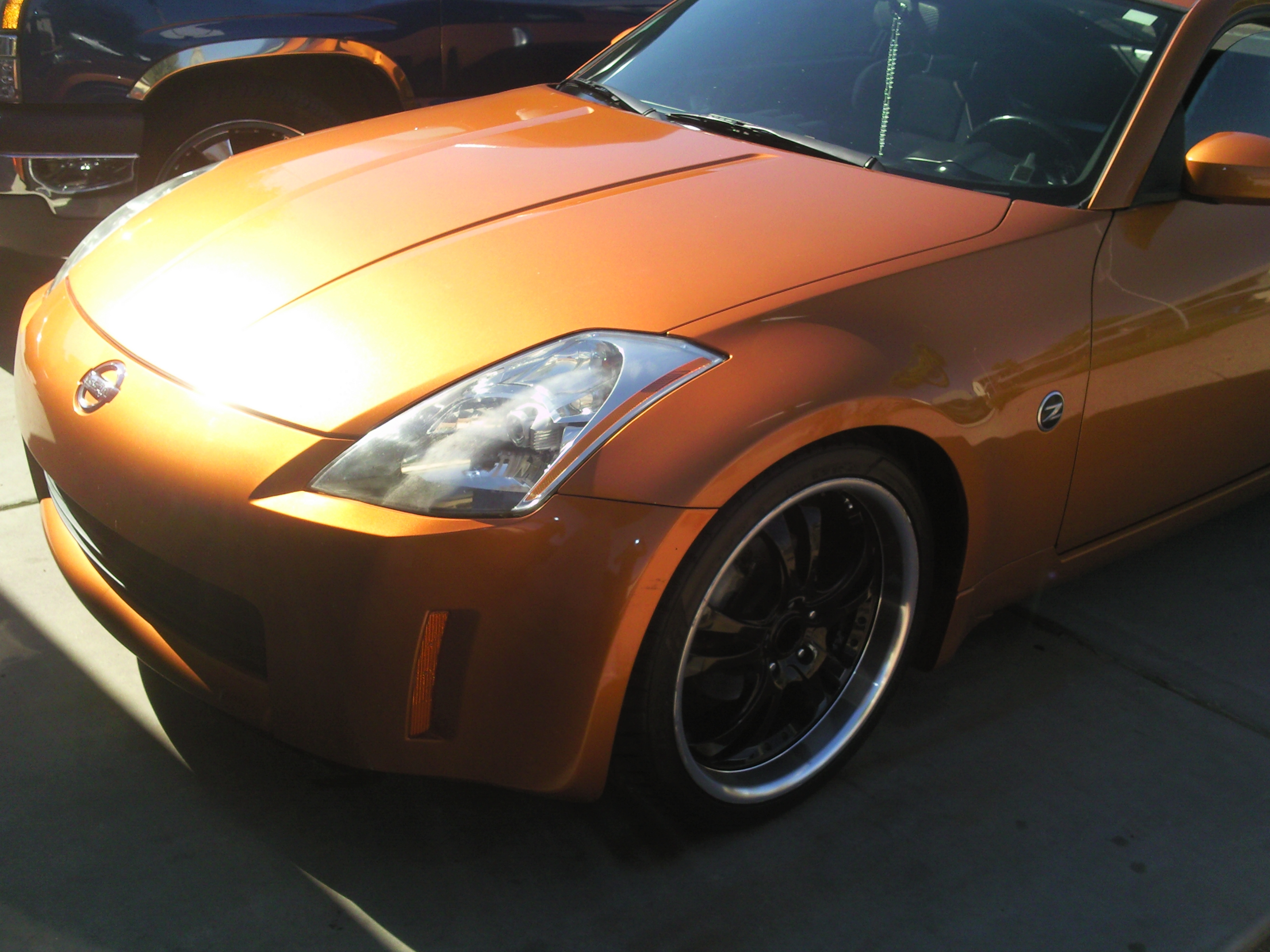 Another sinbandera 2004 Nissan 350Z post... - 14734463