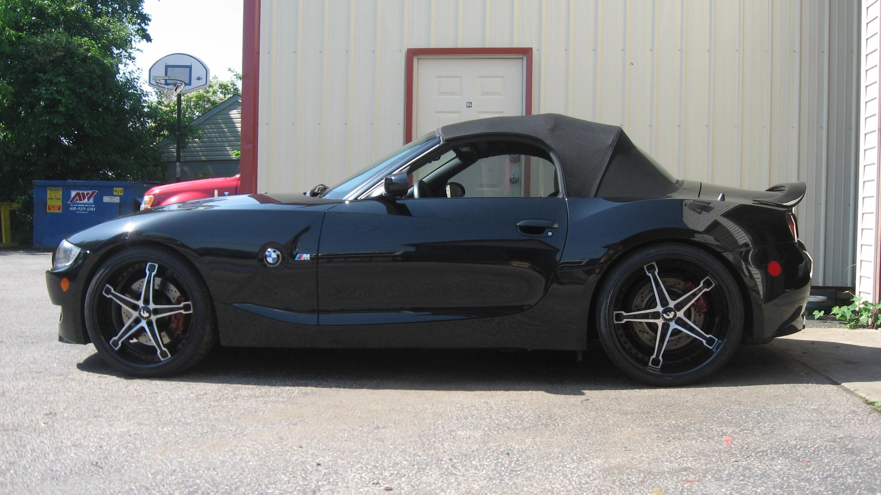 atoautosports 2008 bmw z4 mcoupe 2d specs, photos, modification
