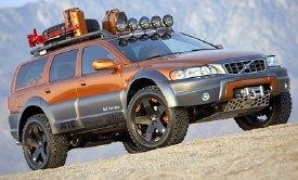 volvo xc70 dream car