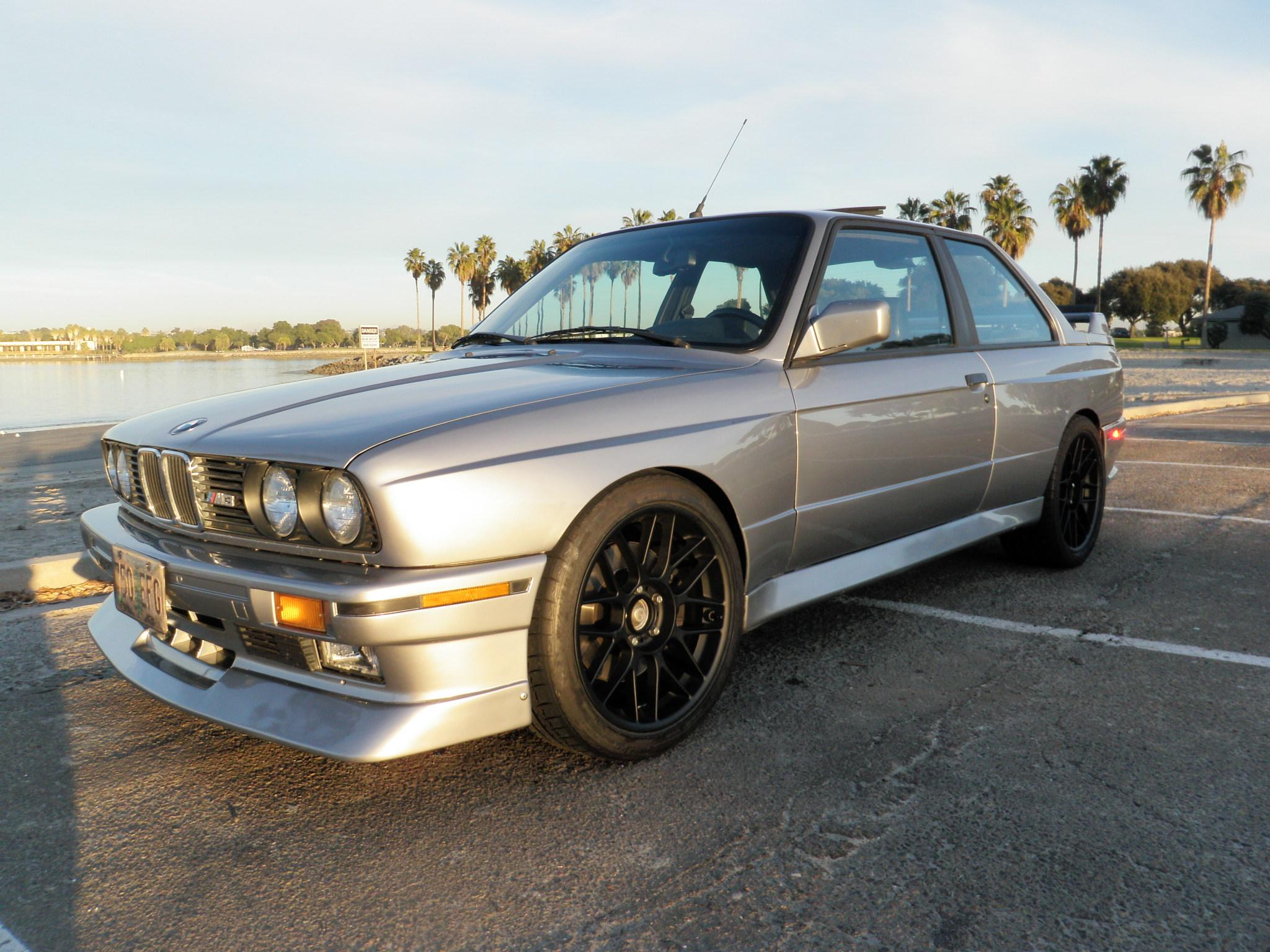 Firstclass75 1988 Bmw M3 Specs Photos Modification Info