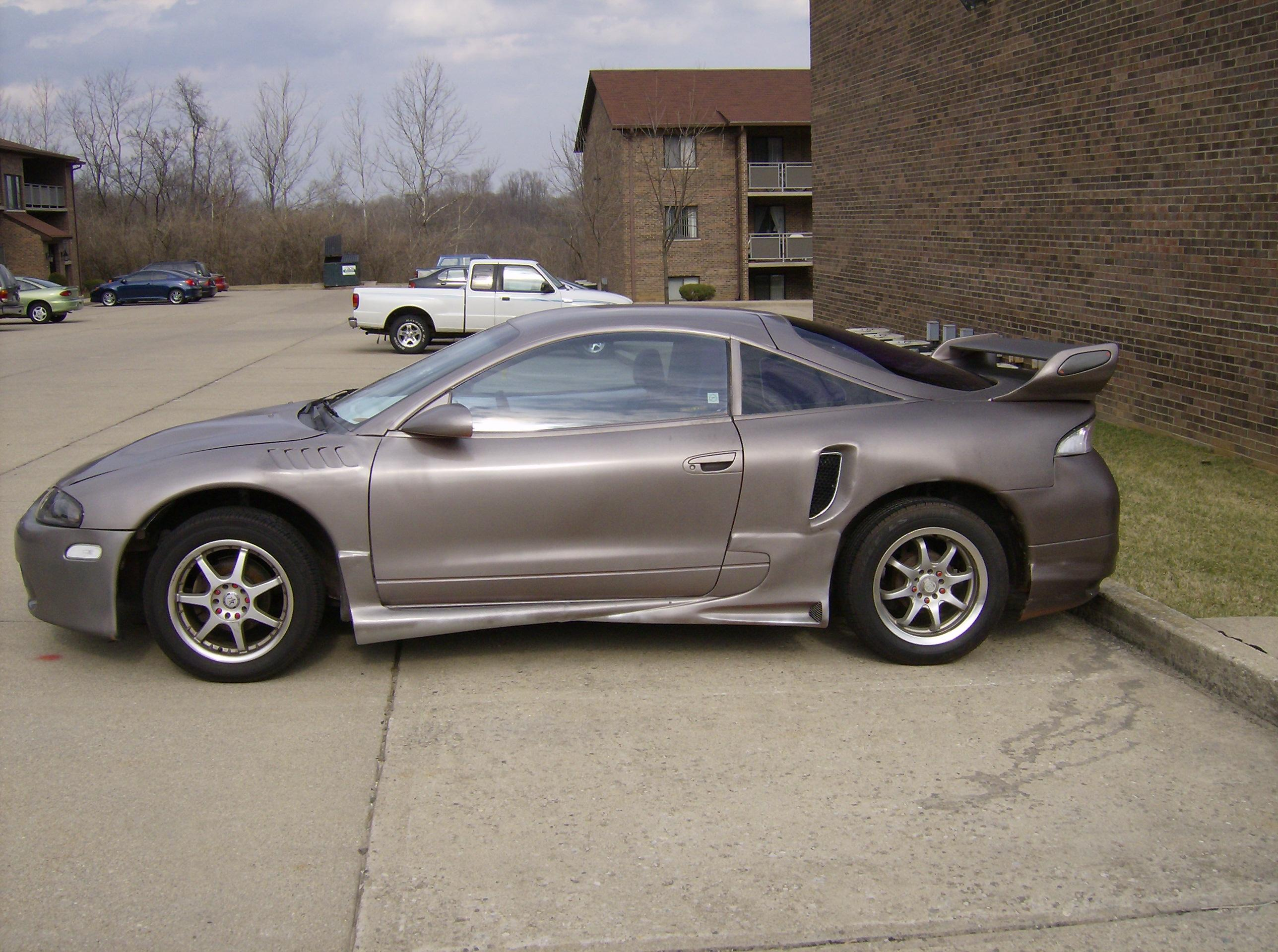 tunedoutmike7 39 s 1995 mitsubishi eclipse rs coupe 2d in. Black Bedroom Furniture Sets. Home Design Ideas
