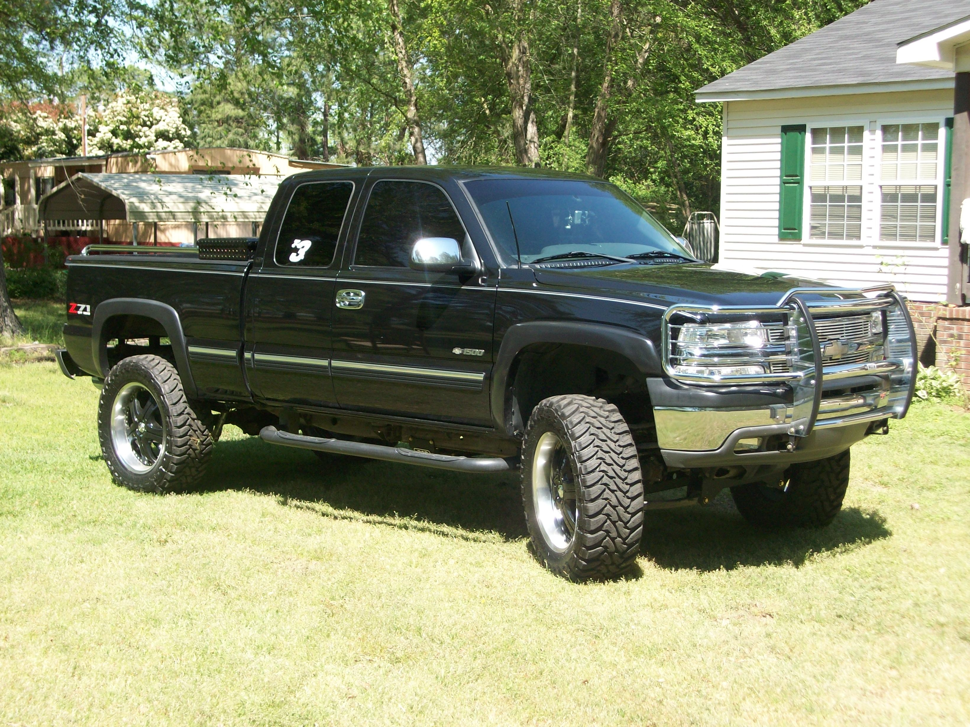 Another xx01chevy 2001 Chevrolet 1500 Extended Cab post... - 14735725