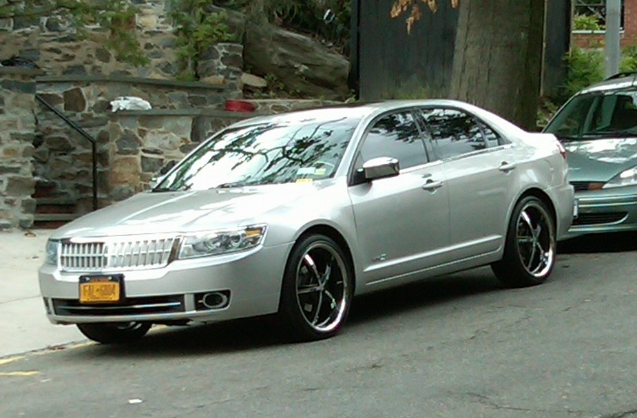 Another smhardy73 2007 Lincoln MKZ post... - 14735743