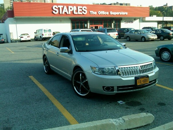 Another smhardy73 2007 Lincoln MKZ post... - 14735746
