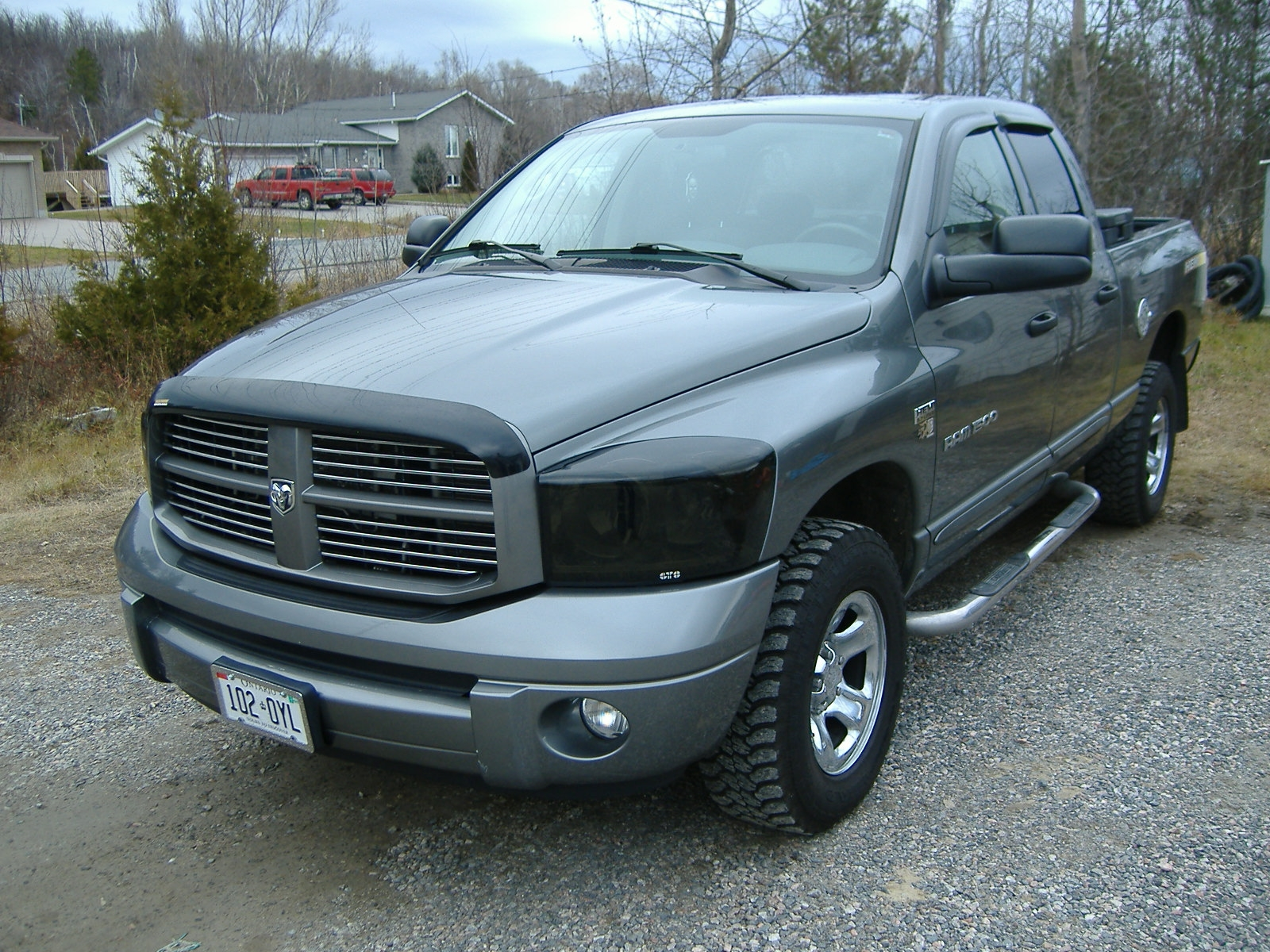 stevenneon03sx2 2007 dodge ram 1500 crew cab specs photos. Black Bedroom Furniture Sets. Home Design Ideas