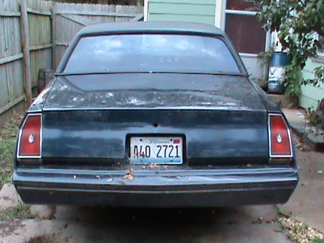 Another UCCRockford 1984 Chevrolet Monte Carlo post... - 14734183