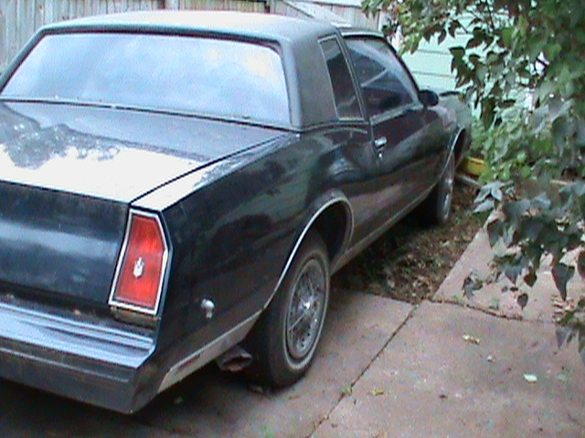 Another UCCRockford 1984 Chevrolet Monte Carlo post... - 14734184