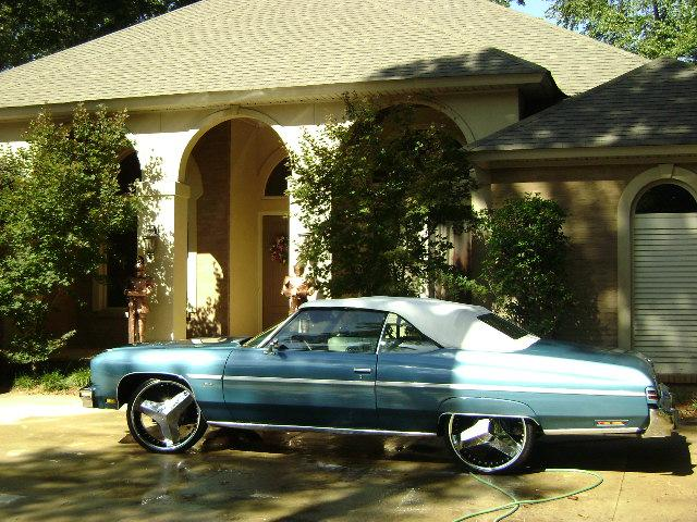 LILREE 1975 Chevrolet Caprice Classic