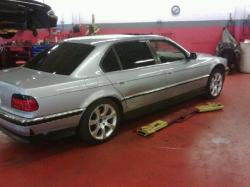 andreurow 1996 BMW 7 Series
