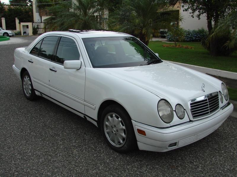 Namrolla 1998 mercedes benz e classe320 sedan 4d specs photos modification info at cardomain