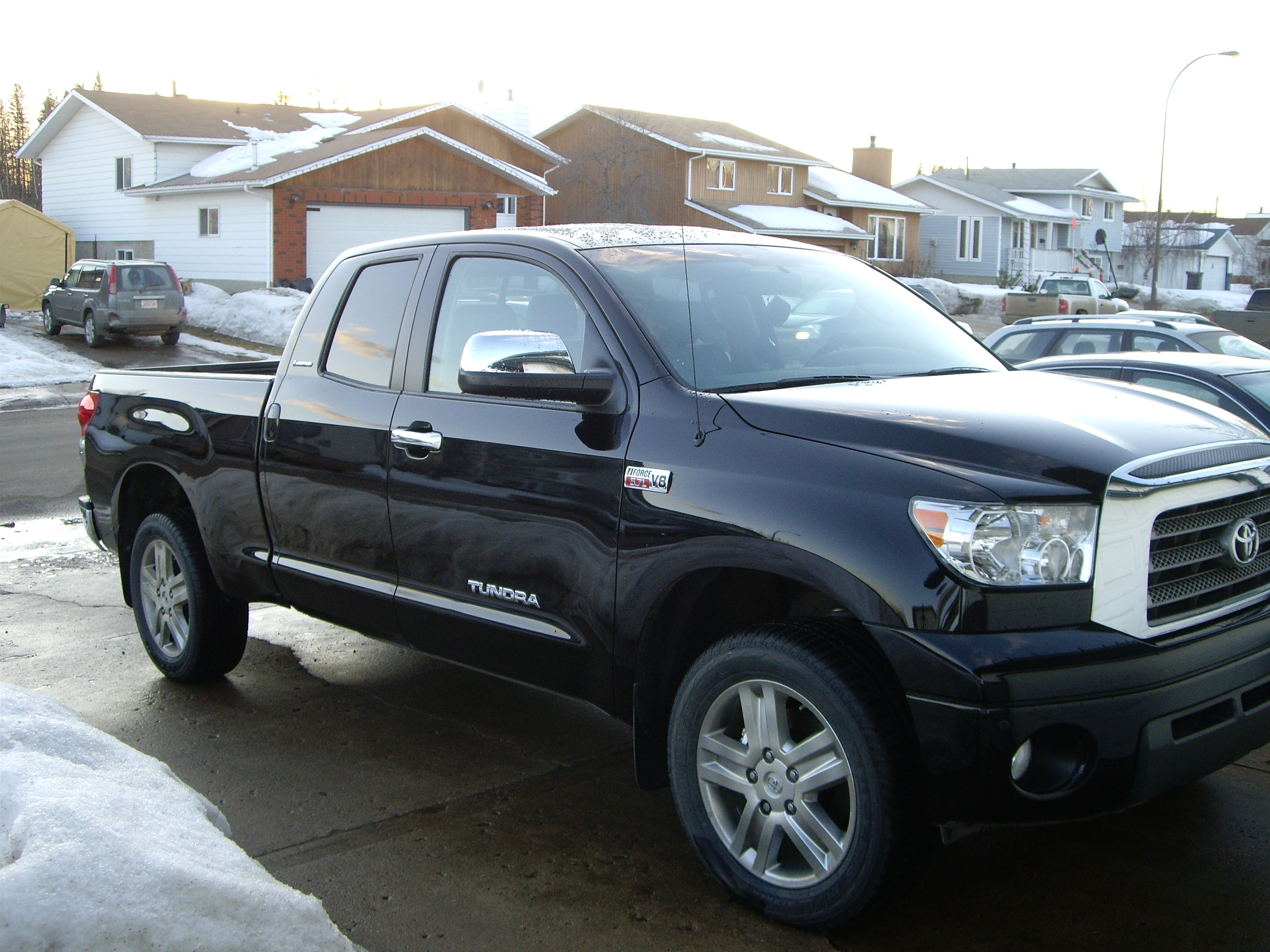 chad07 39 s 2009 toyota tundra double cab limited in fort mcmurray ab. Black Bedroom Furniture Sets. Home Design Ideas
