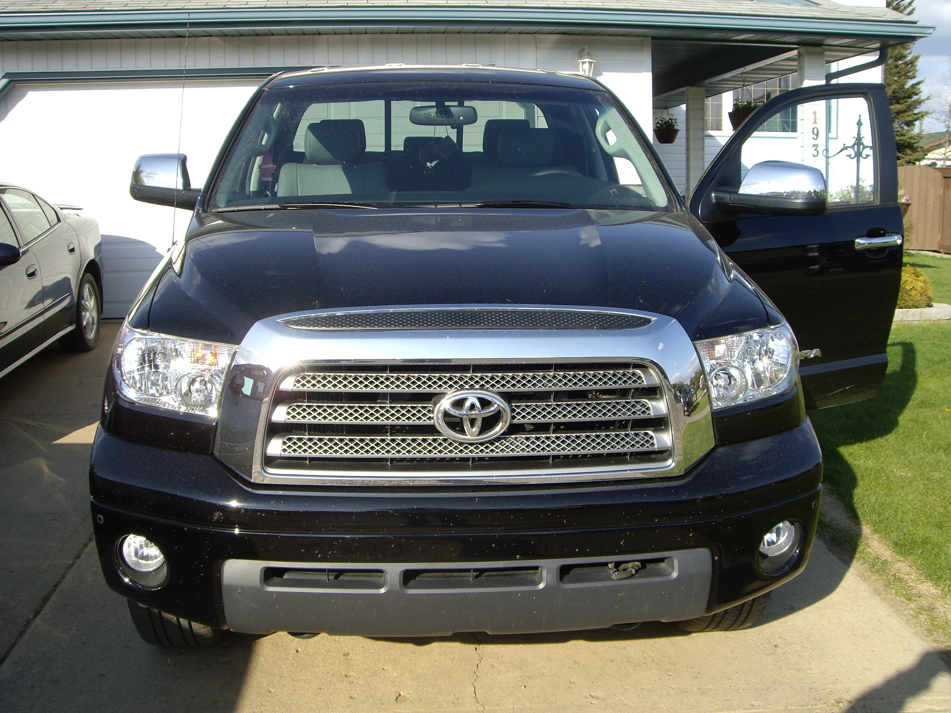 chad07 2009 toyota tundra double cablimited specs photos. Black Bedroom Furniture Sets. Home Design Ideas