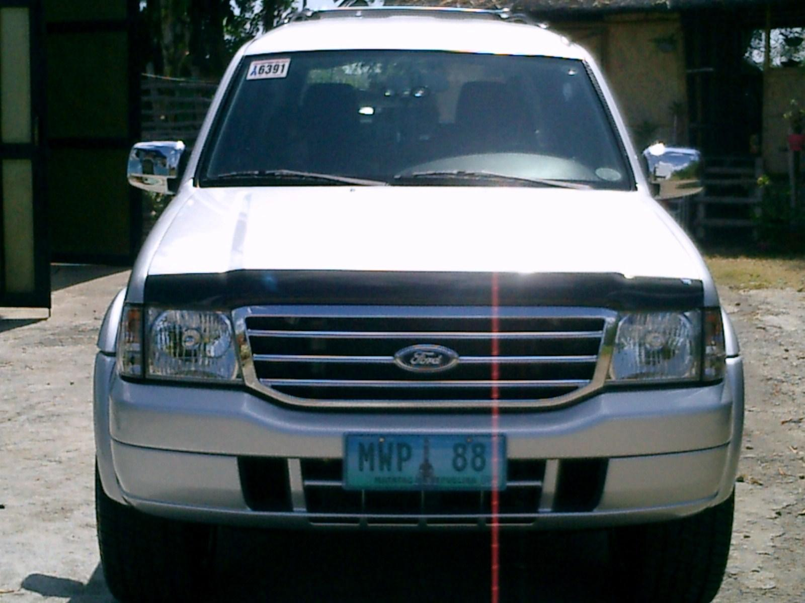 rpanganiban67's 2007 Ford Everest