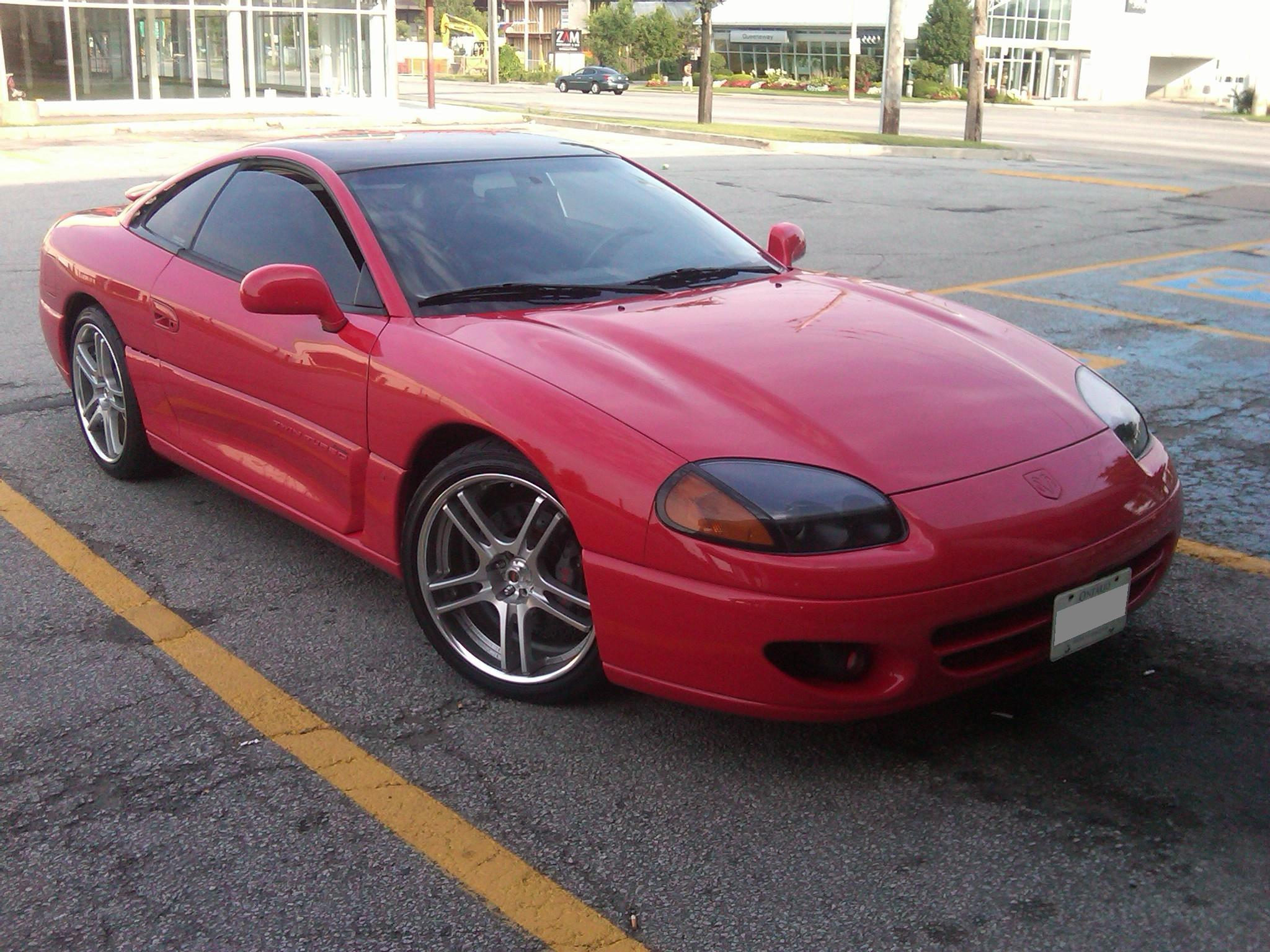 Gwm 1994 dodge stealth